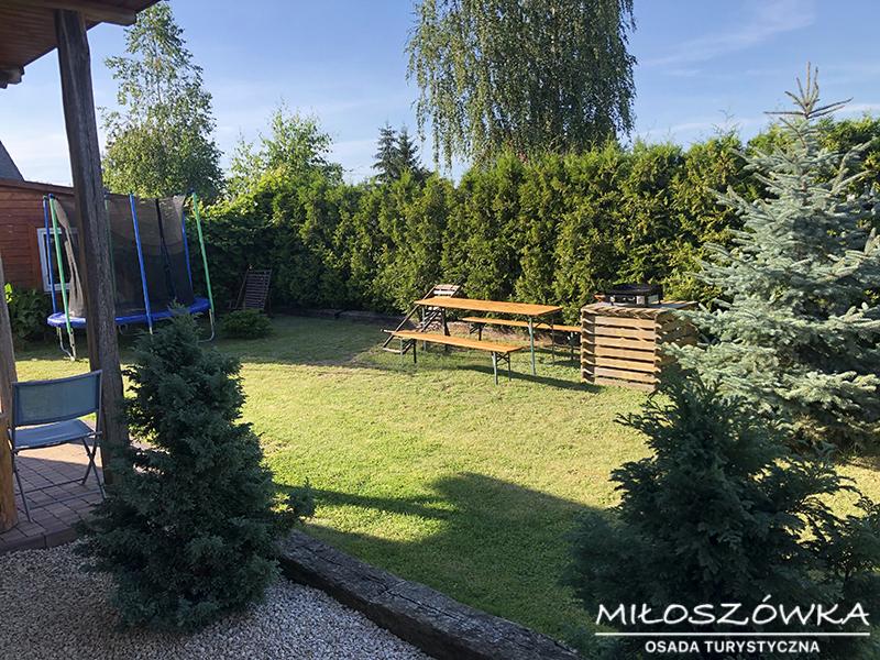 Apartament Rondo Miłoszówka