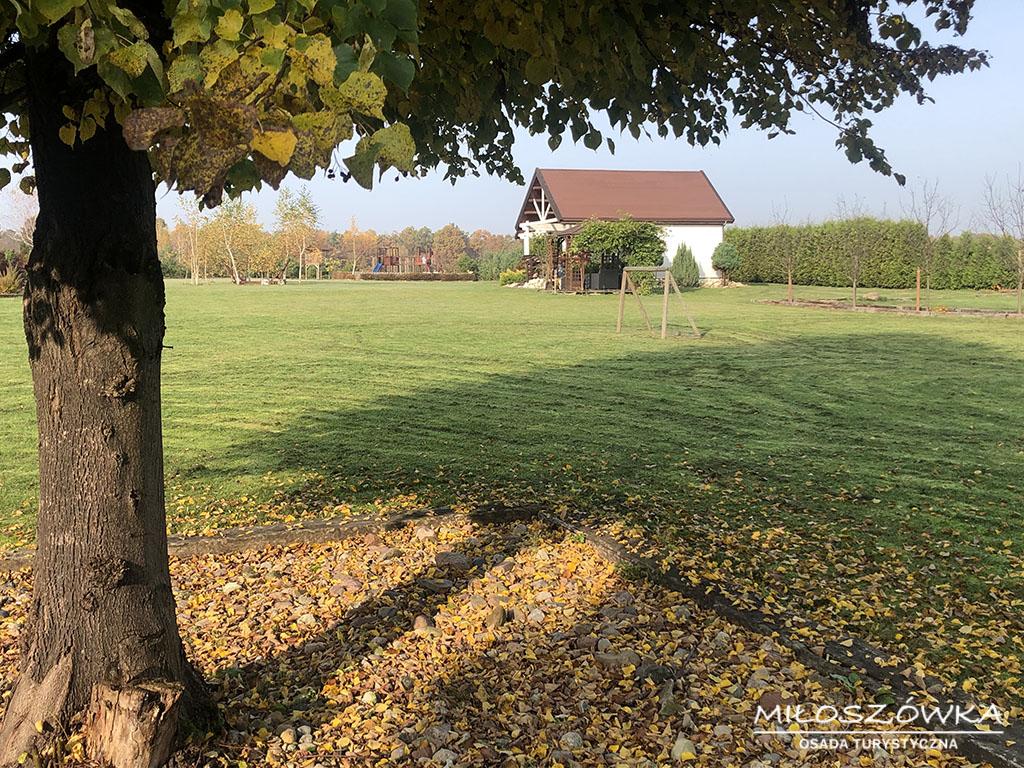 Jesień Miłoszówka